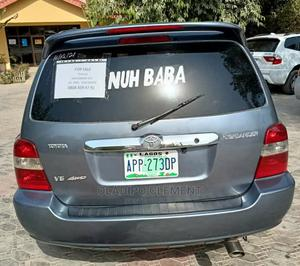 Toyota Highlander 2006 Limited V6 4x4 Brown | Cars for sale in Kano State, Nasarawa-Kano