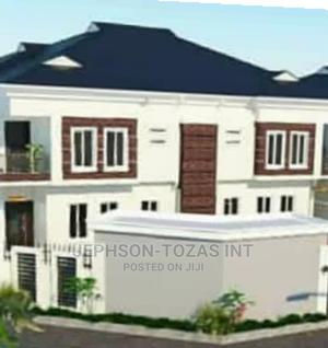 Newly Built 4 Bedroom Semi Detached Duplex With Bq for Sale | Houses & Apartments For Sale for sale in Lagos State, Ojodu