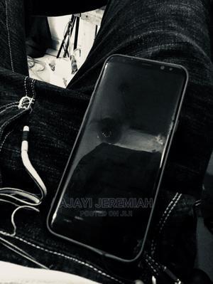 Samsung Galaxy S8 Plus 64 GB Black   Mobile Phones for sale in Ogun State, Abeokuta North