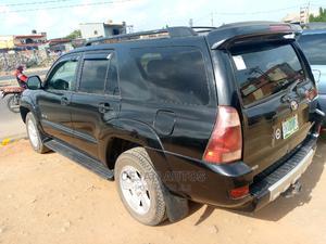 Toyota 4-Runner 2007 SR5 4x4 V8 Black | Cars for sale in Lagos State, Isolo