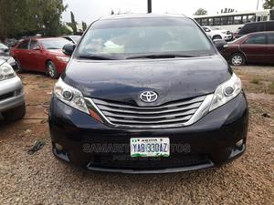 Toyota Sienna 2012 XLE 7 Passenger Black   Cars for sale in Abuja (FCT) State, Kubwa