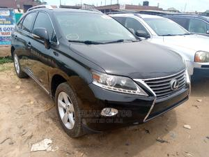Lexus RX 2011 350 Black | Cars for sale in Lagos State, Isolo