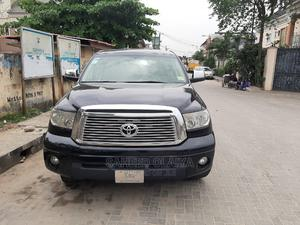 Toyota Tundra 2007 Limited Crew Max 4x4 Black | Cars for sale in Lagos State, Surulere