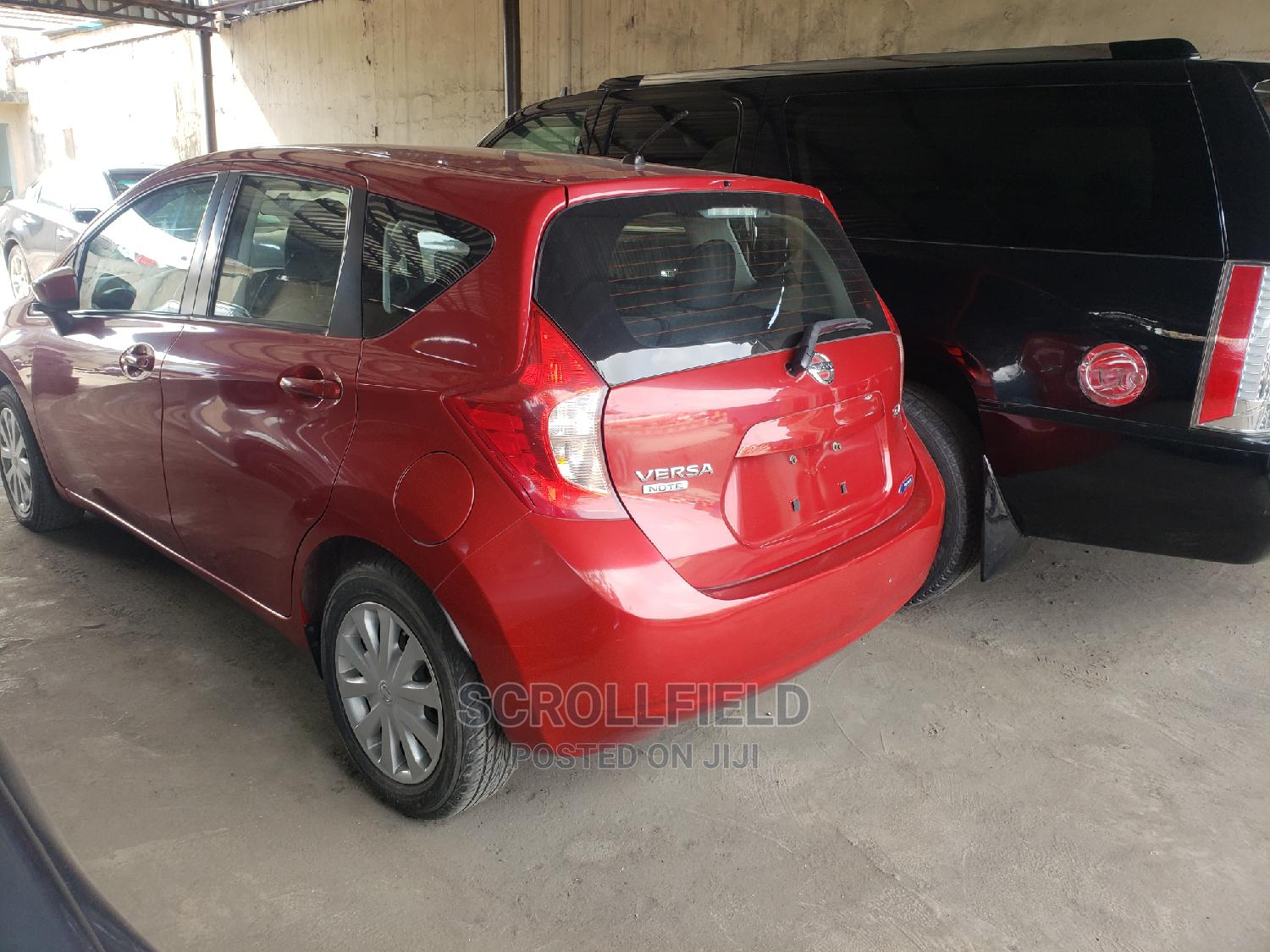 Nissan Versa 2015 Red   Cars for sale in Surulere, Lagos State, Nigeria