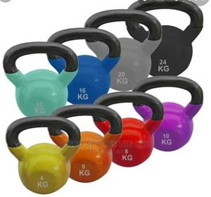 New Kettlebell Available 2000 Per 1kg | Sports Equipment for sale in Rivers State, Port-Harcourt