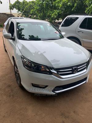 Honda Accord 2014 White | Cars for sale in Oyo State, Akinyele