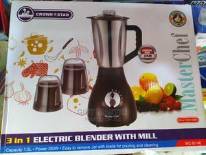 Master Chef Blender   Kitchen Appliances for sale in Lagos State, Lagos Island (Eko)