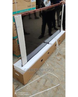 """New Hisense 85"""" UHD Smart 4k TV Model 85A7500 Warranty   TV & DVD Equipment for sale in Lagos State, Ikeja"""