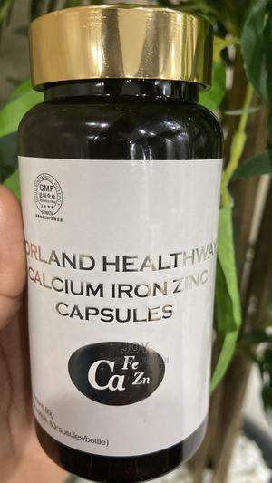 Calcium Iron Zinc for Effective Treatment for Arthritis | Vitamins & Supplements for sale in Lagos State, Apapa