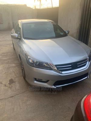 Honda Accord 2014 Silver | Cars for sale in Oyo State, Akinyele