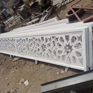 Laser Cut Fence Rail   Building Materials for sale in Abuja (FCT) State, Idu Industrial