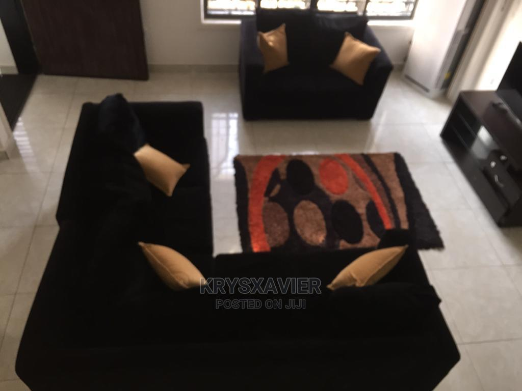 Archive: L Shaped 7 Seater Living Room Sofa