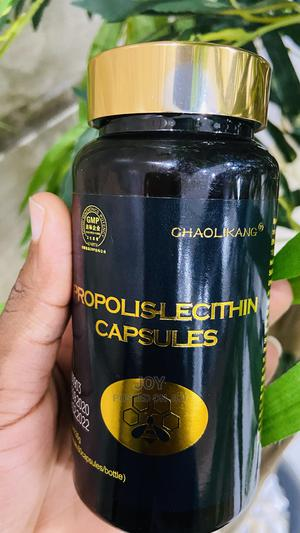 Propolis Lecithin Capsule for Fighting Bacteria    Vitamins & Supplements for sale in Lagos State, Ojo
