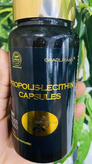 Propolis Lecithin Capsule for Tumor   Vitamins & Supplements for sale in Lagos State, Ikeja