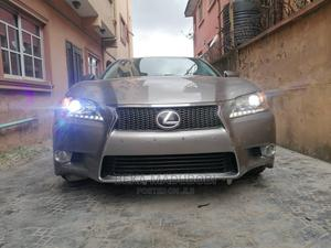 Lexus GS 2015 Gray | Cars for sale in Lagos State, Yaba