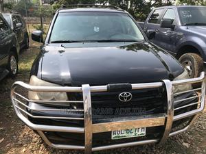 Toyota Highlander 2005 Black | Cars for sale in Abuja (FCT) State, Central Business Dis