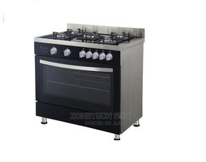 5 Gas Burners, Oven, Grill And Wok Burner Fc9500ee-scanfrost   Kitchen Appliances for sale in Lagos State, Alimosho