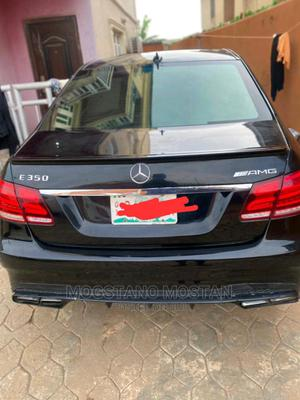 Mercedes-Benz E350 2015 Black | Cars for sale in Lagos State, Alimosho