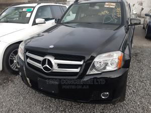 Mercedes-Benz GLK-Class 2010 350 4MATIC Black   Cars for sale in Lagos State, Ajah