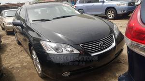 Lexus ES 2008 350 Black | Cars for sale in Lagos State, Isolo