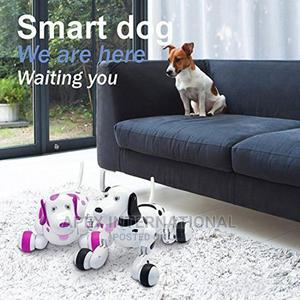 Electronic Animal Pets RC Robot Dog Voice Remote Control Toy | Toys for sale in Lagos State, Ikeja