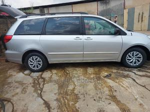 Toyota Sienna 2008 Silver | Cars for sale in Lagos State, Ikeja