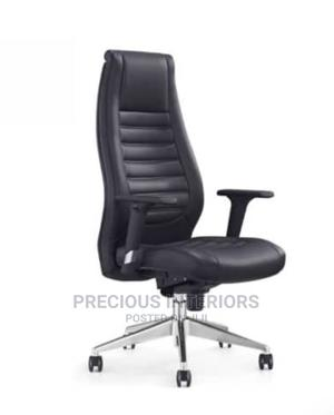 Executive Office Chair - Black   Furniture for sale in Lagos State, Lekki