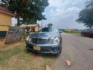 Mercedes-Benz E350 2009 Gray   Cars for sale in Rivers State, Port-Harcourt