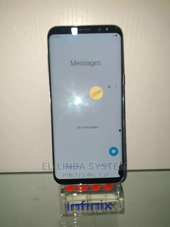 Samsung Galaxy S8 Plus 64 GB Gray