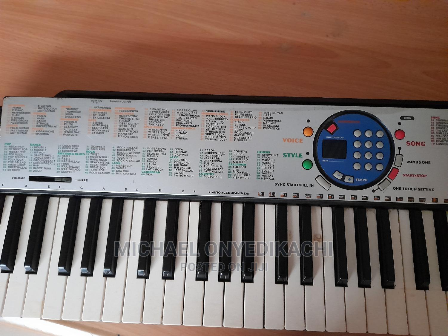 Keyboard Piano | Musical Instruments & Gear for sale in Owerri, Imo State, Nigeria
