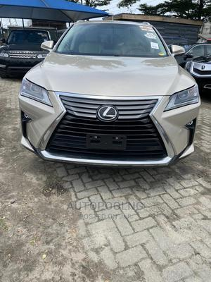Lexus RX 2016 350 AWD Gold | Cars for sale in Lagos State, Lekki