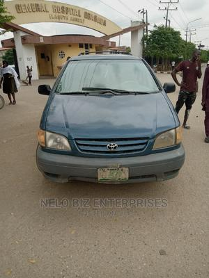 Toyota Sienna 2002 Blue | Cars for sale in Lagos State, Kosofe