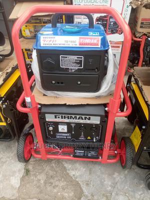 Firman 3990es Petrol Generator | Electrical Equipment for sale in Cross River State, Calabar
