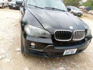 BMW X5 2007 3.0D Sport Automatic Black | Cars for sale in Abuja (FCT) State, Central Business Dis