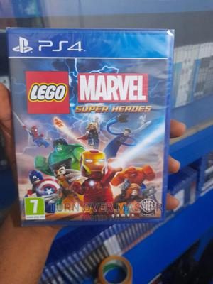 Ps4 Lego Marvel Superheros | Video Games for sale in Lagos State, Ikeja