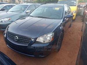 Nissan Altima 2005 2.5 Blue | Cars for sale in Lagos State, Amuwo-Odofin