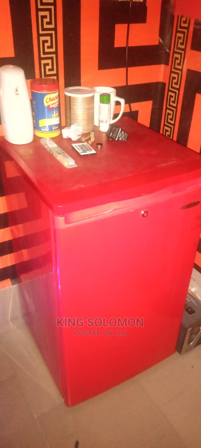 8months Used Refrigerator | Kitchen Appliances for sale in Port-Harcourt, Rivers State, Nigeria