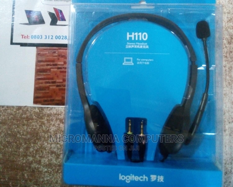 Logitech Headset H110