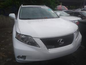 Lexus RX 2010 350 White | Cars for sale in Lagos State, Apapa