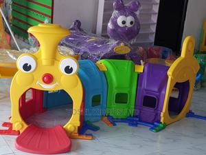 Happy Train Tunnel Playground Toy for Kids | Toys for sale in Lagos State, Ajah