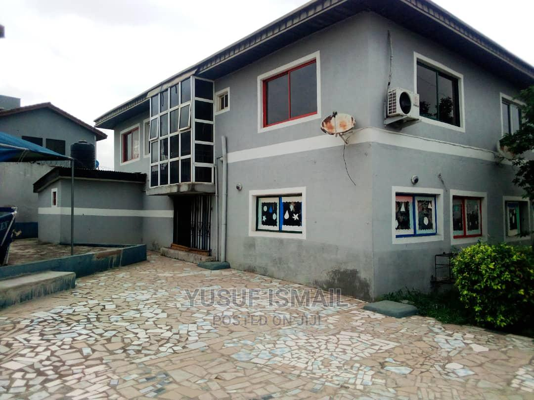 School Building On a Massive 4 Plots Land For Sale With Documents C of O