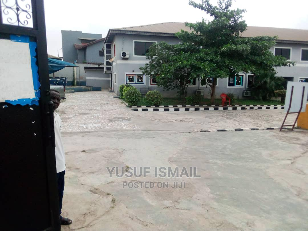 School Building On a Massive 4 Plots Land For Sale With Documents C of O   Commercial Property For Sale for sale in Alimosho, Lagos State, Nigeria