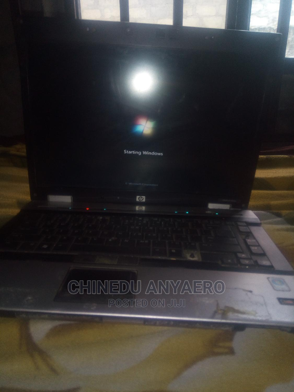 Laptop HP EliteBook 8530P 4GB Intel HDD 140GB | Laptops & Computers for sale in Port-Harcourt, Rivers State, Nigeria