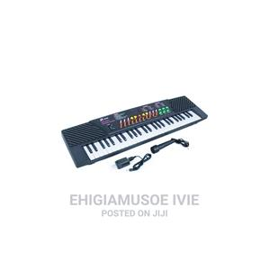 54 Keys Rechargable Keyboard Piano and Microphone for Kids | Toys for sale in Lagos State, Ajah