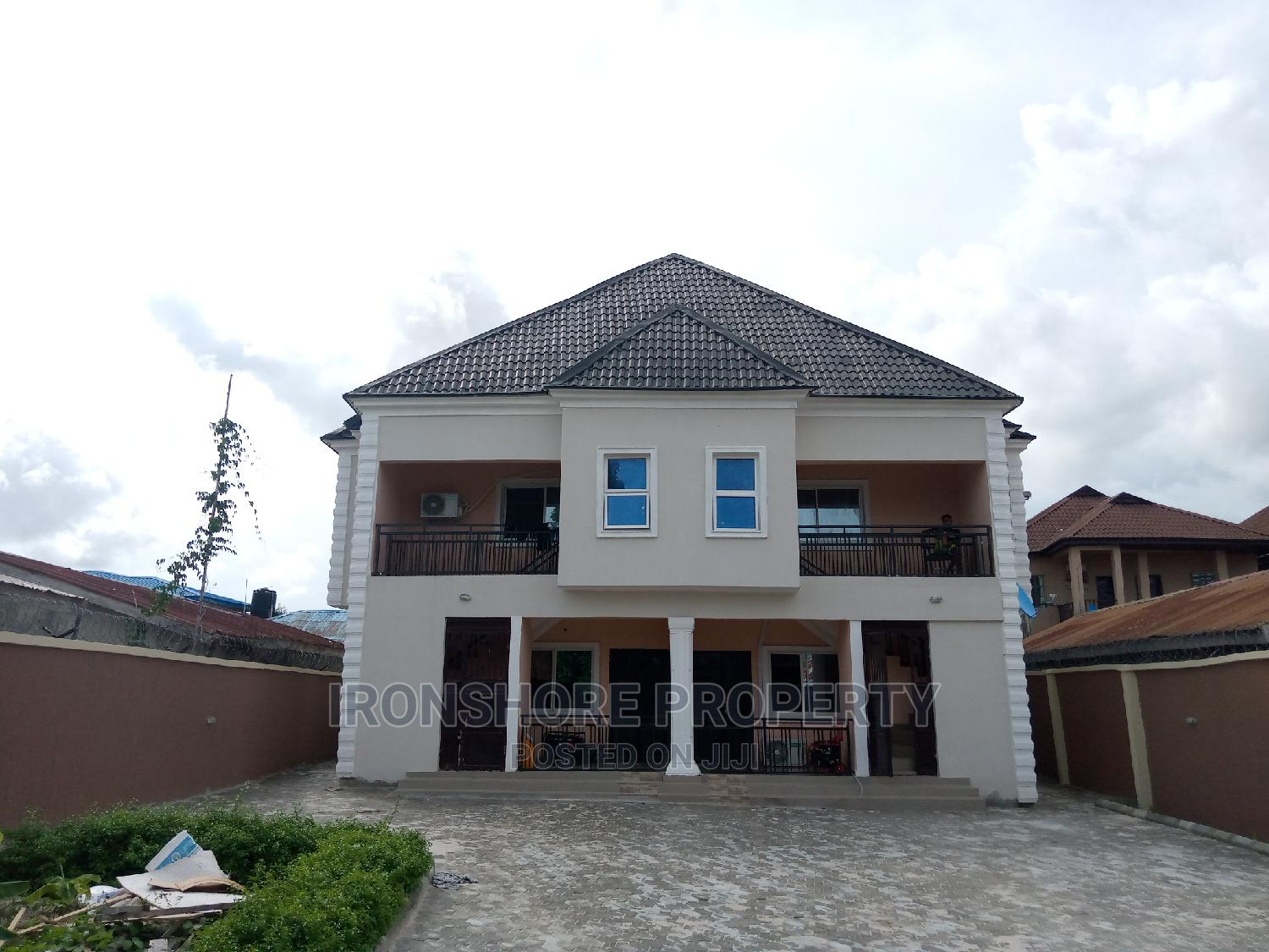 Stylishly Built and Finished 2 Bedroom Flat for Rent