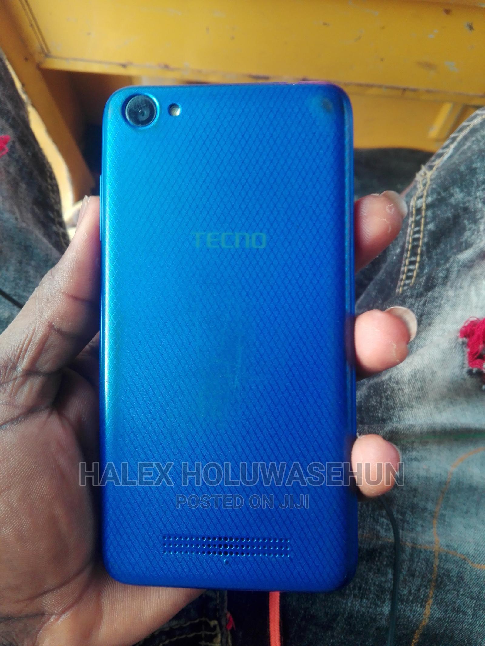 Archive: New Tecno WX3 8 GB Blue