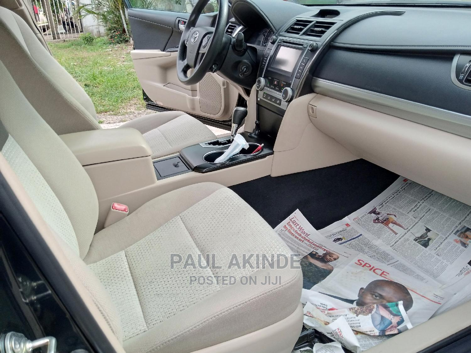 Toyota Camry 2014 Green | Cars for sale in Ikeja, Lagos State, Nigeria