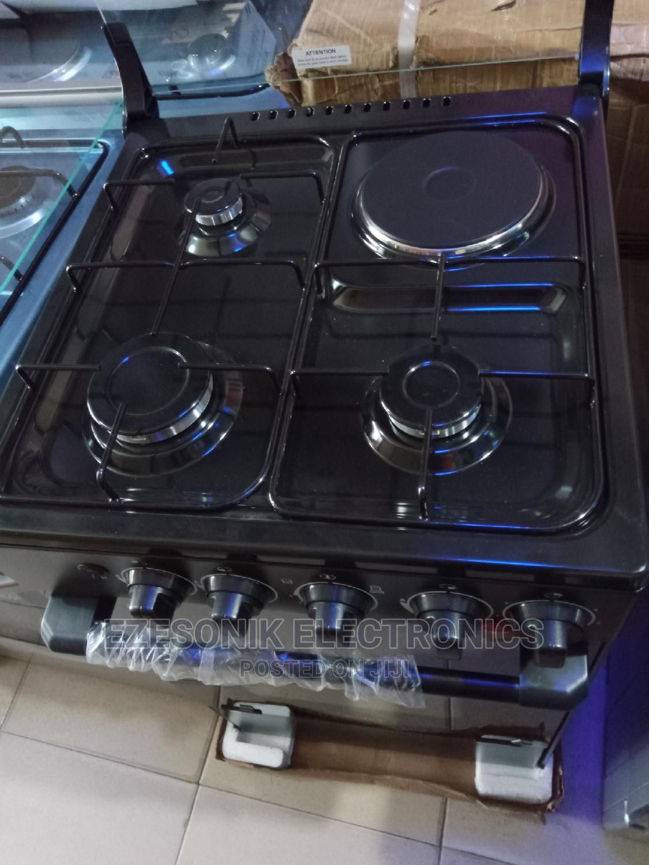 Midea 60-60 Gas Cooker
