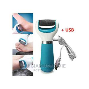 Rechargeable Pedicure Callous Remover-Wet/Dry Feet Tool   Skin Care for sale in Lagos State, Ajah