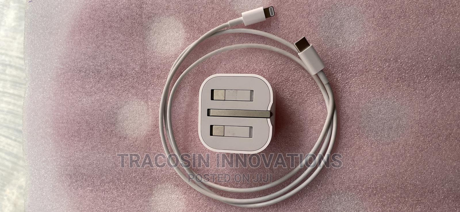 iPhone 12, 12 Pro, 12 Pro Max 20w Charger | Accessories & Supplies for Electronics for sale in Yaba, Lagos State, Nigeria